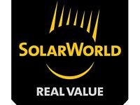 SolarWorld solar panels repair service treasure coast florida